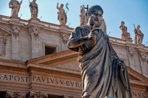 vescovo di Roma apostolo Pietro